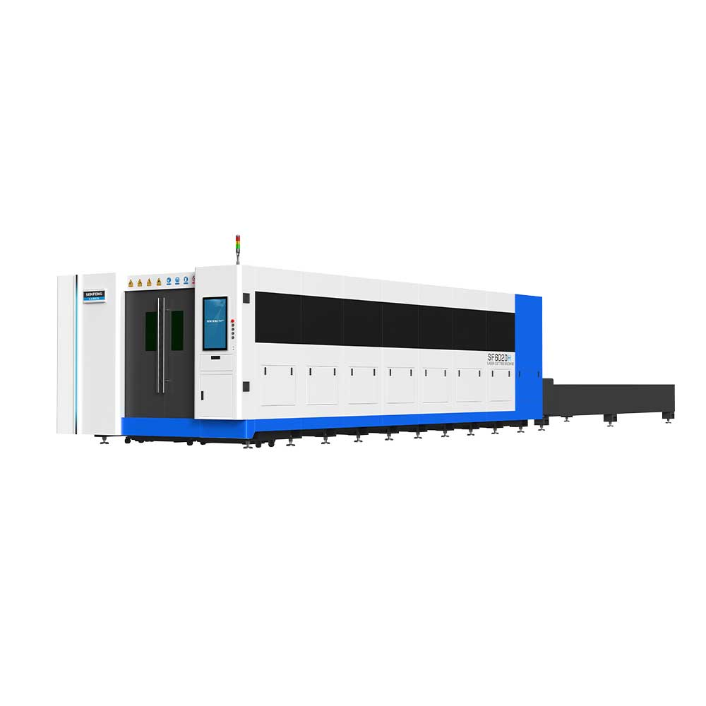 full cover metal laser cutter SF6020H